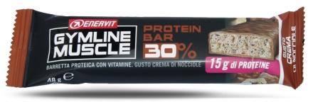 ENERVIT - Gymline protein bar 30% čoko+lísk.ořech (48g)