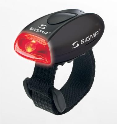 SIGMA - blikačka zadní Micro R černá/black