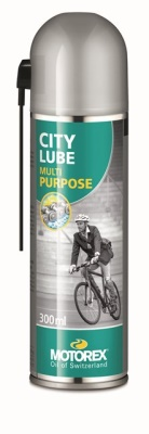 MOTOREX - 2016 CITY LUBE 300ml SPREJ Uni