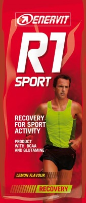 ENERVIT - R1 Sport citrón, sáček 15g