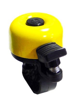 VELOBEL - zvonek mini žlutý