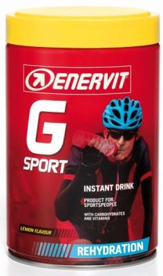ENERVIT - G Sport citron (420g)