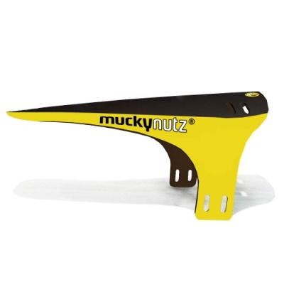 MUCKY NUTZ - Přední blatník Face Fender Žlutý