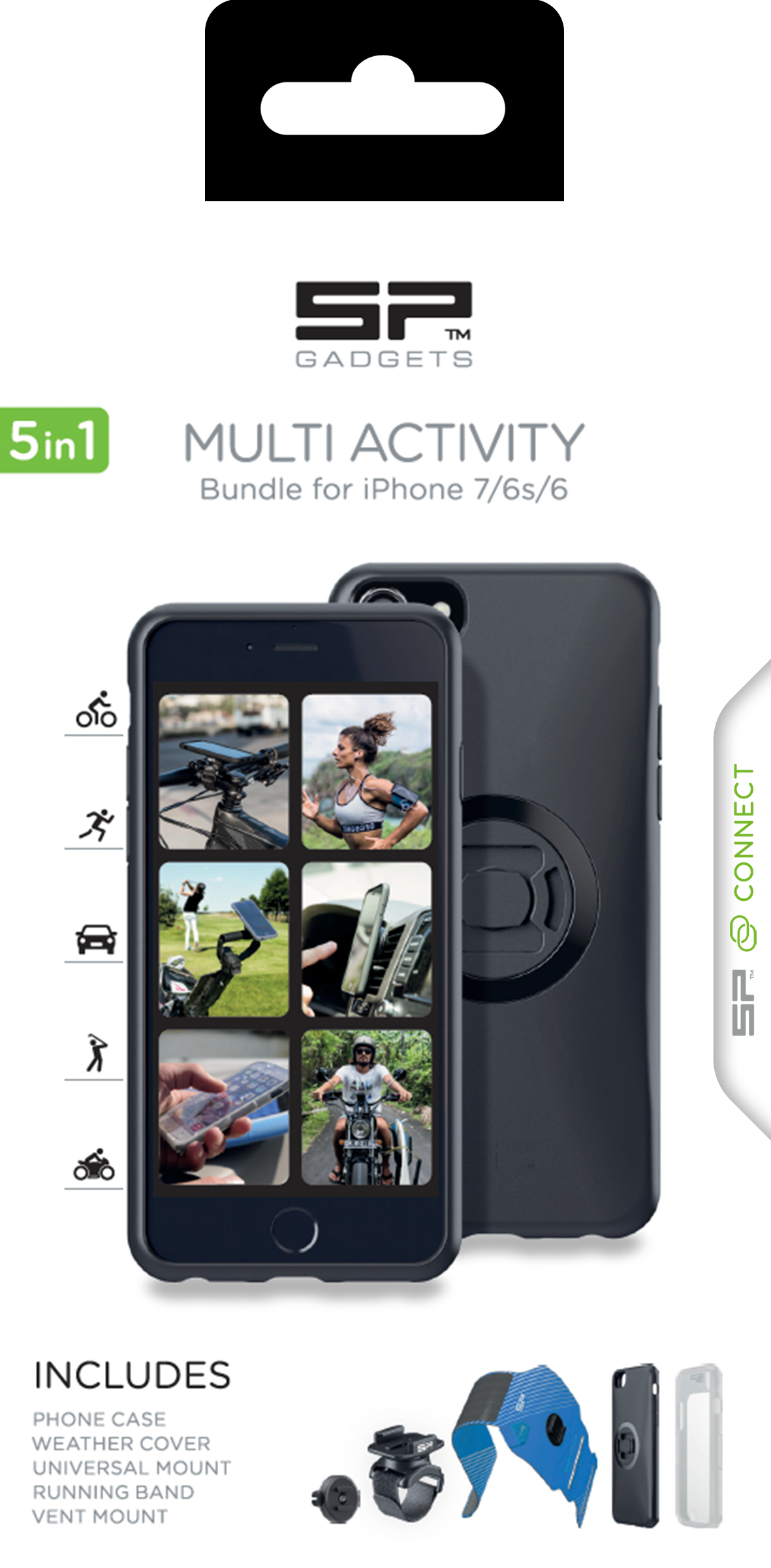 SP Connect Multi Activity iPhone S7