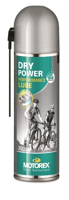 Motorex 2016 Dry Power 300ml Sprej Uni