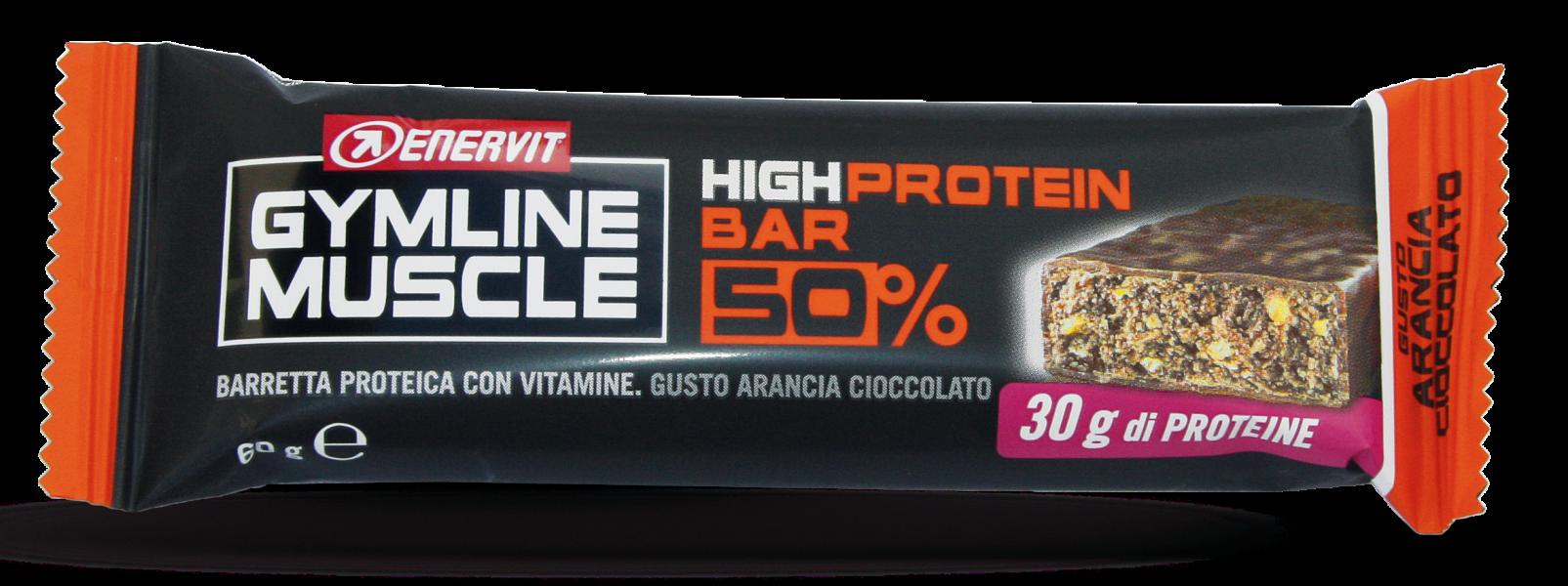 Enervit Gymline 60 g proteinová tyčinka