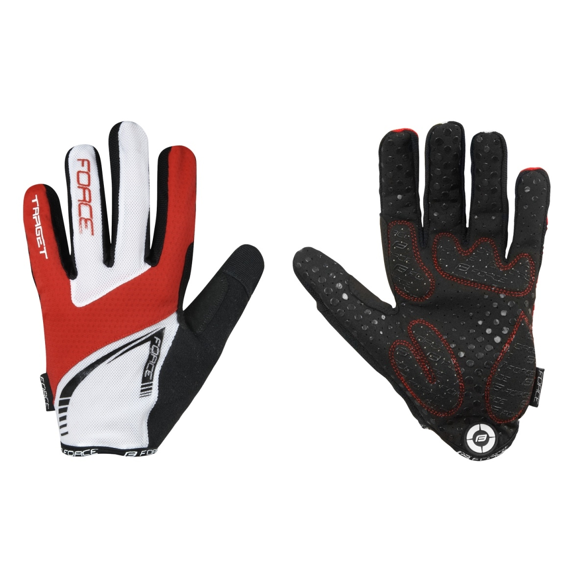 Force MTB Target red/white
