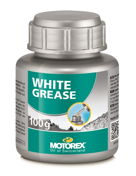 Motorex 2017 White Grease 100g Uni