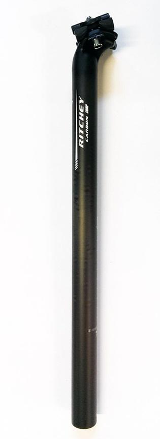 Ritchey sedlovka Comp Carbon, 31,6 x400, 2016