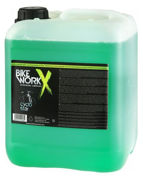 Bike Work čistič Cyklo Star 5l náhradní náplň rozpašovače/servisní balení