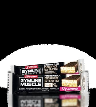 Enervit Gymline protein bar 27% milk+čoko 45g
