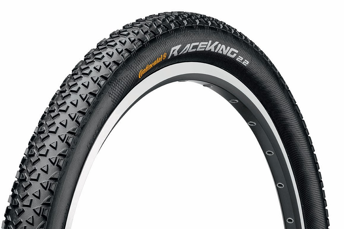 Continental Race King drát 22x29