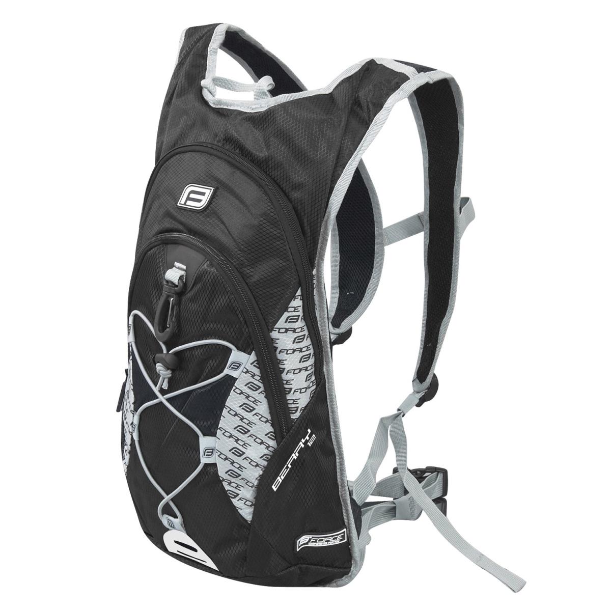 Force batoh Berry 12 l černo-šedý