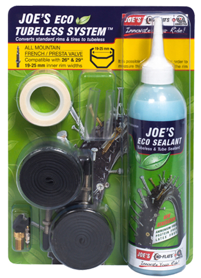 JOE´S Tubeless System
