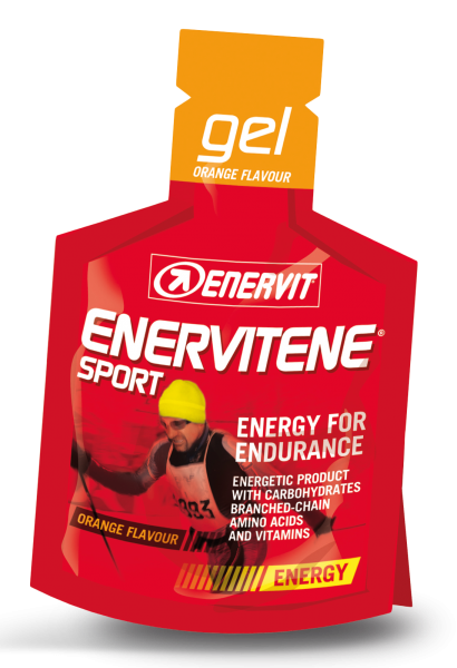 Enervit Enervitene Sport gel pomeranč 25ml