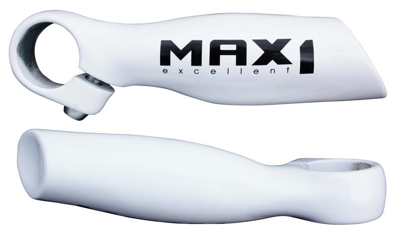 Max1 rohy Ergo bílé