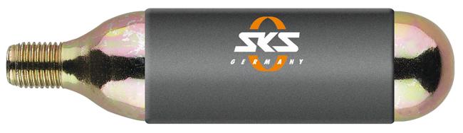 Sks Co2 bombička pre Airgun 24g, se závitem Uni