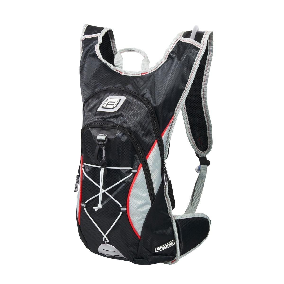 Force batoh Berry Pro Plus 12L+2L rez. černo-šedý