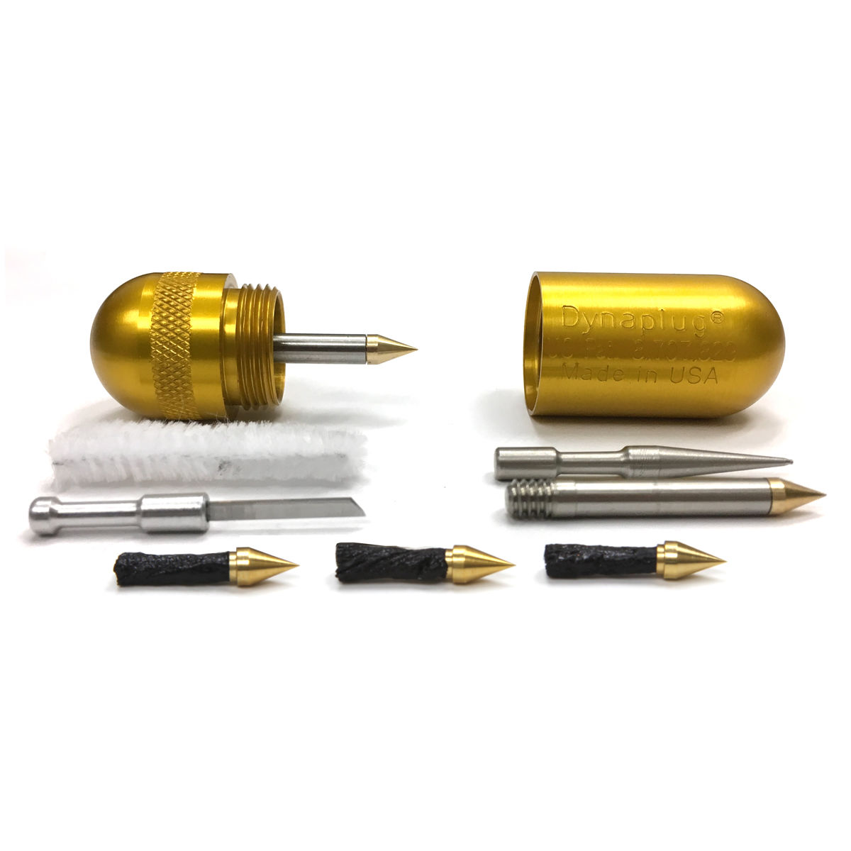 Dynaplug Micro Pro Kit Zlatá
