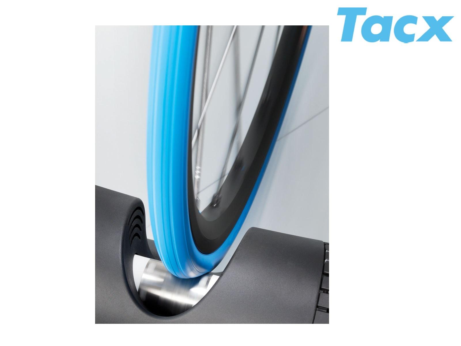 Tacx Plášť T1390 700x23c modrá
