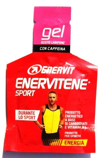Enervit Enervitene Sport gel malina+kofein 25ml