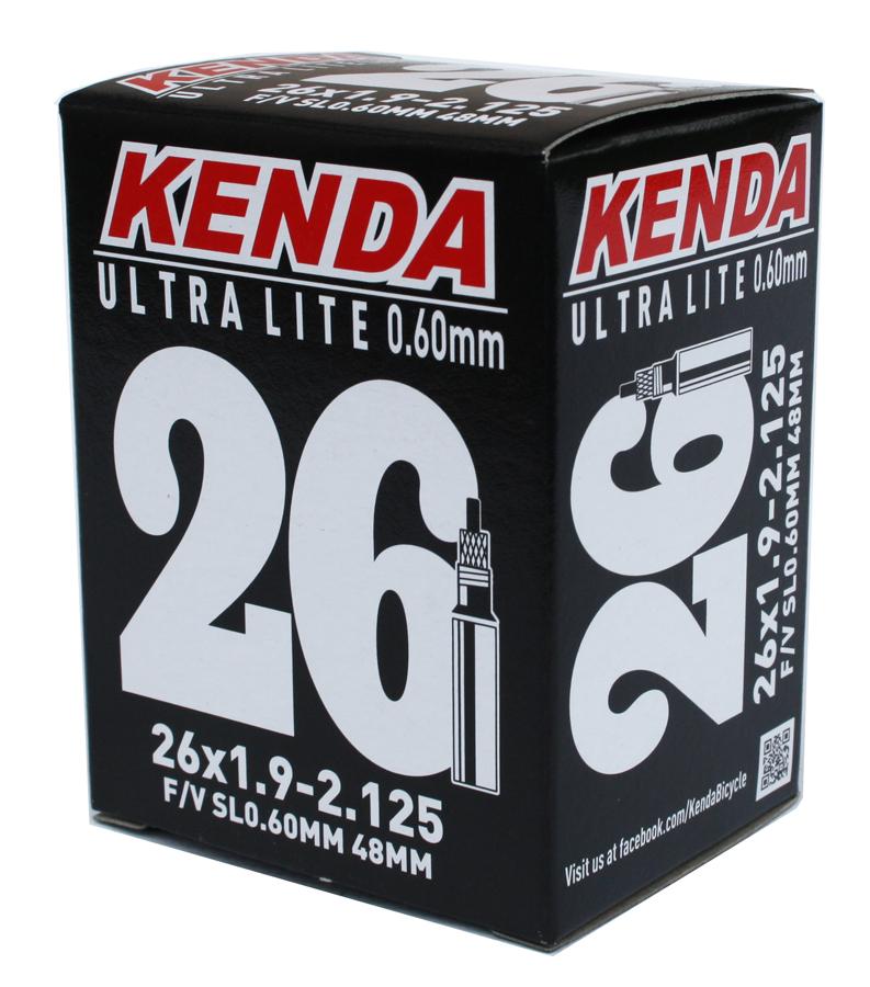Kenda duše 26X175-2125 47/57-559 48mm 120g +-5g Ultralite