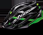 Cyklo helmy, brýle a chrániče