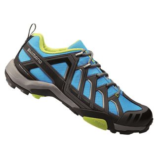 Cykloturistická obuv